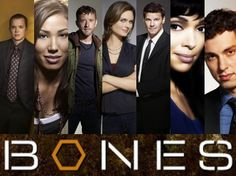 BONES AND BOOTH/ cast