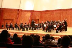 Sala Silvestre Revueltas del Centro Cultural Ollin Yoliztli.