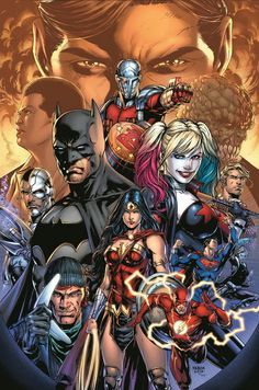 Jason Fabok - Justice League