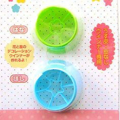 Bento Lunch Box Accessory Sausage Cutters Star Plum Blossom @eBay http://item.mobileweb.ebay.com/viewitem;PdsSession=5823f53b13e0a5e7a3718ce1ffff7be5?itemId=140966401251=0=SEARCH=19993117753 #ebay #bento #lunch