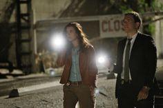 Tony DiNozzo & Ziva David have a close working relationship on NCIS.