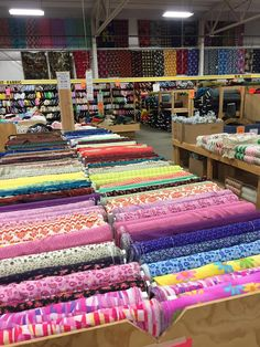 The Best And Biggest Fabric Shop In Ohio: Zinck's Fabric Outlet