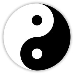 Image of the Yin and Yang
