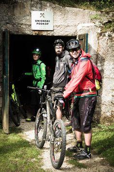 Mpora goes underground mountain biking in the mines beneath the mountain Peca in the Koroso region of Northern Slovenia. Slovenia, Mtb, Mountain Biking, Abandoned, Journey, Europe, Bike, Dark, Left Out
