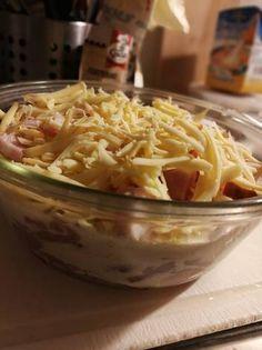 Sajtos tejszínes csirkemell császárszalonnával Cabbage, Vegetables, Food, Essen, Cabbages, Vegetable Recipes, Meals, Yemek, Brussels Sprouts
