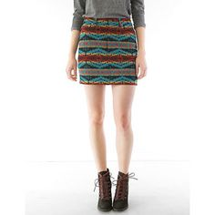 pendleton x oc jean skirt
