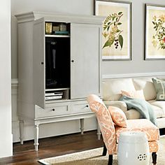 Delicieux French Country Plasma TV Armoire | French Country Flat Screen TV Armoire |  Ideas For The House | Pinterest | Tv Armoire, Plasma Tv And Flat Screen Tvs