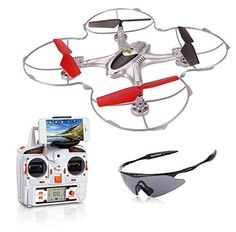 Holy Stone x300c FPV RC Quadcopter with 0.3 m Camera, 6-Axis Gyro Ready to Fly, Headless Mode- | Find Gift Ideas | Compare Prices | Online Shopping Canada, Find Gifts, Buy Cameras, Electronics, Clothing, Watches, Toys, Tools, Video Games, Books and more at the lowest prices online.