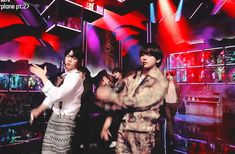 BTS (방탄소년단) #BTSCOMEBACKSHOW HIGHLIGHT REEL #V #JIN