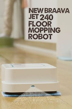iRobot may be best known for their robot vacuums, but they also have a strong lineup of floor mopping robots as well. While the robotic vacuum space is pretty crowded with new brands and models, iRobot really runs away with the floor mopping category.