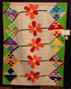 nifty quilts: Chattanooga Choo Choo!
