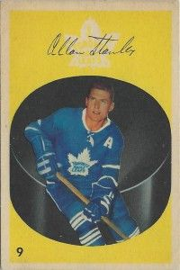Allan Stanley: Important Defender In 4 Toronto Maple Leafs Stanley Cup Championships