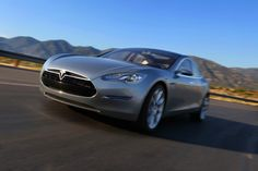 Tesla Model S, if this doesn't make you want an electric car I'm not sure what will.