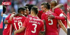Beşiktaşın rakibi Benfica farklı kazandı : Beşiktaşın UEFA Şampiyonlar Ligindeki rakiplerinden Benfica Portekiz Premier Ligde ağırladığı Feirenseyi 4-0 yendi  http://ift.tt/2diLWT3 #Spor   #Beşiktaş #Benfica #Portekiz #Premier #Feirense