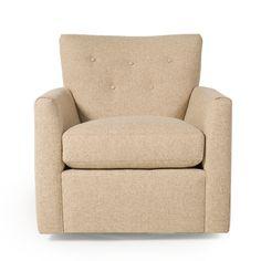Bloomingdale's Barrel Swivel Chair   $1,176