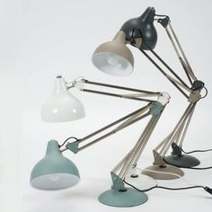 Durable lighting for outdoors and in including barn lamps, fishing lamps, stylish kitchen lights and classic French rise and falls. A stunning collection for every room of your home. Kitchen Lighting, Bathroom Lighting, Anglepoise Lamp, Fish Lamp, Wall Lights, Ceiling Lights, Stylish Kitchen, Sewing Rooms, Antwerp