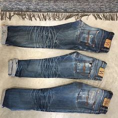 nudie jean fades are a thing of beauty