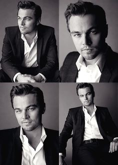 leonardo dicaprio- enough said.