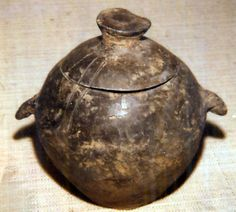 Covered Jar Period: Late Neolithic period Date: ca. 2500 B.C. Culture: China Medium: Earthenware