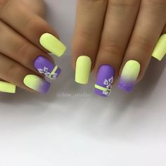 If you are looking for the most popular Easter nail design of then you are in the right place. We have collected dozens of cute Easter nail designs, and you will love it . nails design gel Cute Easter Nail Designs You Have to Try This Spring Yellow Nails Design, Yellow Nail Art, Easter Nail Designs, Best Nail Art Designs, Newest Nail Designs, Beachy Nail Designs, Cute Acrylic Nails, Gel Nail Art, Fingernail Designs
