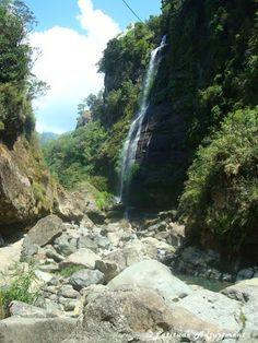 Latitude Adjustment: Sagada, Philippines