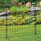 Awesome Farmhouse Garden Fence For Winter To Spring 19 Metal Garden Fencing, Decorative Garden Fencing, Garden Fence Panels, Metal Garden Art, Metal Fence, Garden Edging, Garden Fences, Garden Gate, Wooden Fence
