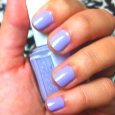 Essie Lilacism - I need this.