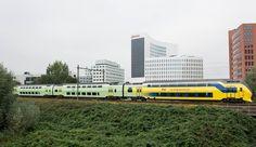 De groene trein van NS en Eneco. Samen maken we reizen duurzaam!
