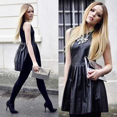 NUMBER-A (by Kristina Bazan) http://lookbook.nu/look/3327303-NUMBER-A
