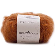 "DOLLY MOrganic ""Rust"" nr. 5002"