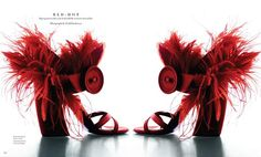 Red-Hot (Harper's Bazaar U.S.)