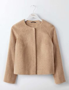 Cropped Sienna Jacket