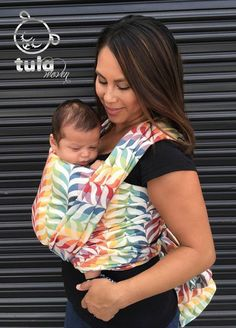 Tula Woven Wrap - Migaloo Happy – Carry Them Close