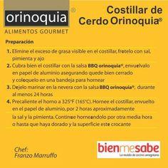 #OrinoquiaparaHoy Costillar de Cerdo Orinoquia (preparacion)