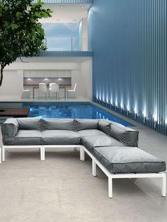 Copacabana Collection Sofa Set