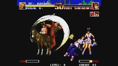 [MAME] 해킹판 더 킹 오브 파이터즈94 루갈 플레이 /보스핵 / The King of Fighters 94 Rugal Pla...