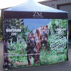 The best way to set up your brand's area at a promotional event is with custom pop-up tents. ExpandaBrand has world-class options for portable canopies. Portable Canopy, Half Walls, Pop Up Tent, Promotional Events, Tents, Conservation, Gazebo, Atlanta, Horses