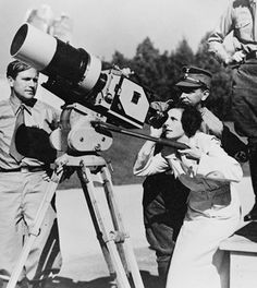 28 Mar 35: Triumph of the Will is released, a propaganda film made by Leni Riefenstahl. It chronicles the September 5-10, 1934 Nazi Party Congress in Nuremberg, which was attended by more than 700,000 Nazi supporters. It becomes both praised and criticized as a prominent example of propaganda in film history. More: http://scanningwwii.com/a?d=0328&s=350328 #WWII