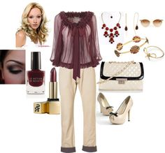 """A Girl's Day Out"" by itismebecky on Polyvore"