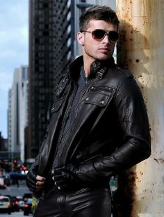 Leather_Man63 by Officeleather, via Flickr