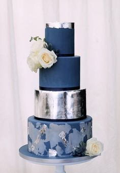 Recent wedding cakes by Lncd - http://cakesdecor.com/cakes/293266-recent-wedding-cakes