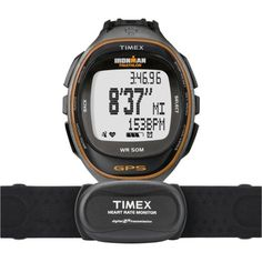 Timex FullSize T5K575 Ironman Run Trainer GPS HRM Watch ** Visit the image link more details.(This is an Amazon affiliate link and I receive a commission for the sales)