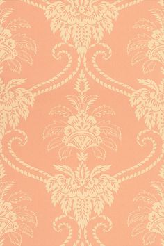 Anna French wallpaper - dressing room? would like coral color or touches