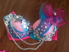DIY Bra --- barbie or 80's