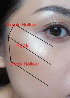 [Requested] Highlighting 101: Understanding Your Facial Structure and Choosing Products to glow, illuminate, and sculpt your face. — Note: Demo in one of the images above was done with deliberatedly...