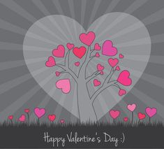 21 Beautiful Free Valentine's Day Vector Graphics | Designbeep
