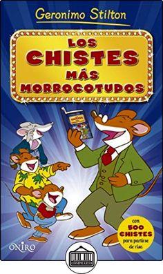 Los Chistes Más Morrocotudos (Geronimo Stilton) de Geronimo Stilton ✿ Libros infantiles y juveniles - (De 3 a 6 años) ✿