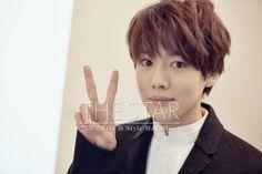 2014.12, The Star, Winner, Kim Jinwoo