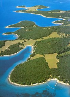 Brijuni, Istria, Croatia