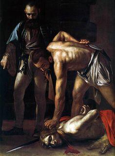 Caravaggio (1571-1610) Michelangelo Merisi da Caravaggio (Pintor barroco y Artista Universal)      « La naturaleza me ha dado abundantes m...
